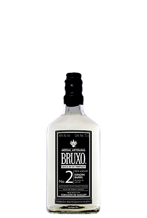 Bruxo 2 Pechuga , the front of the bottle