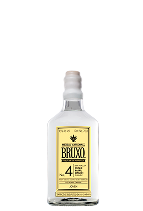 Bruxo 4 Ensamble the bottle 70 cl