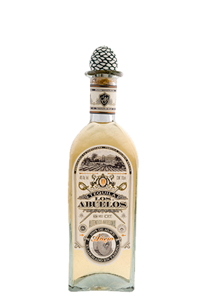 The Tequila Fortaleza Añejo Bottle