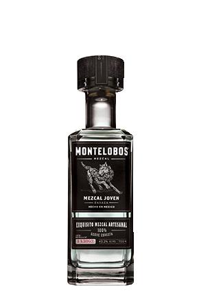 The Organic Mezcal Montelobos Espadin