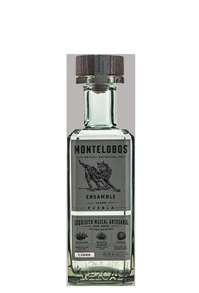 Mezcal Montelobos Ensamble