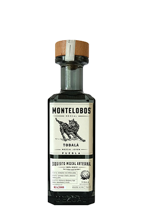 Montelobos Tobala the bottle