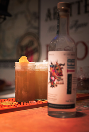 The best cocktails with the moster Tier