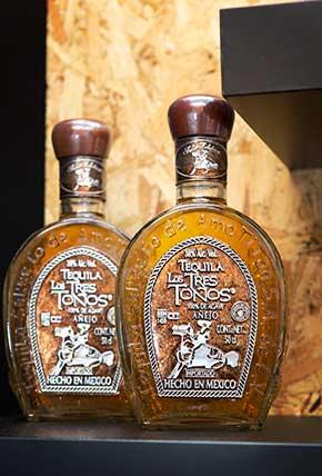 Tres Toños Añejo I the expo