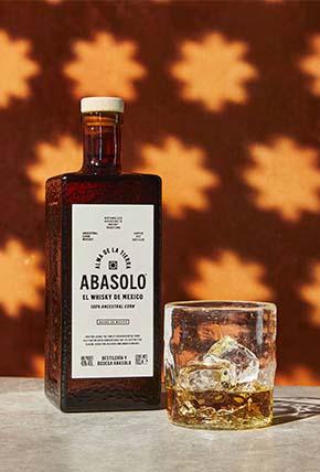 Abasolo in the glass