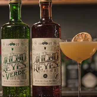 Rey de Reyes Cocktail