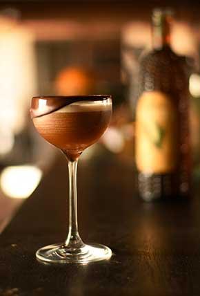 Nixta at the bar