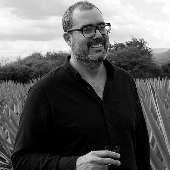 Ivan Saldaña, the creator of the Montelobos project