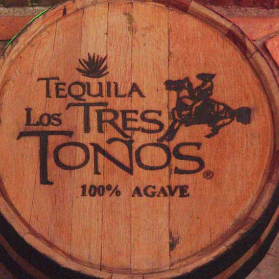 Tequila Tres Toños the brand