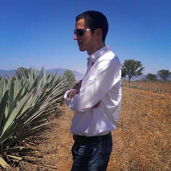 Ricardo Suarez, the creator of the brand