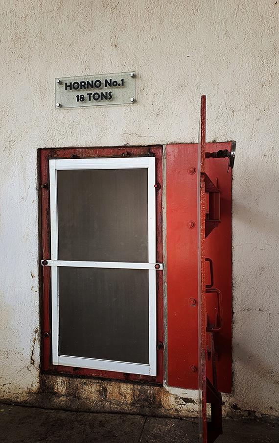 Stone Oven Cobalto