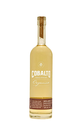 Cobalto Reposado Bottle